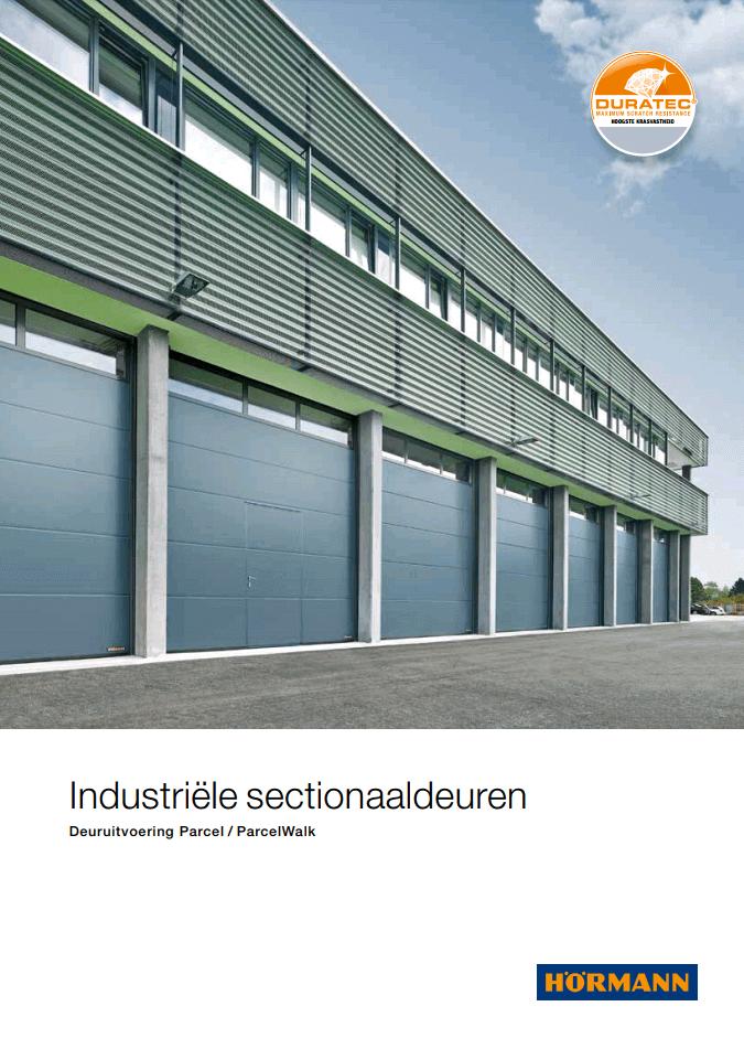 Industriepoorten-folder